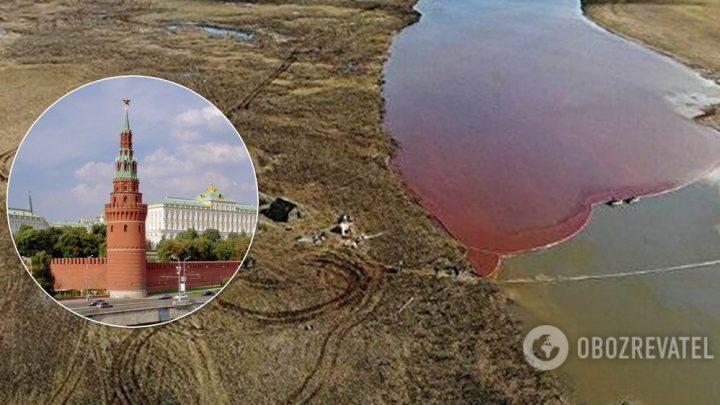 После катастрофы в Норильске России предрекли »нефтяную чуму»