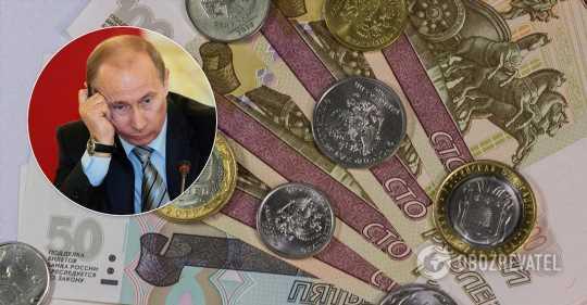 В России рубль перешел к падению несмотря на цены на нефть