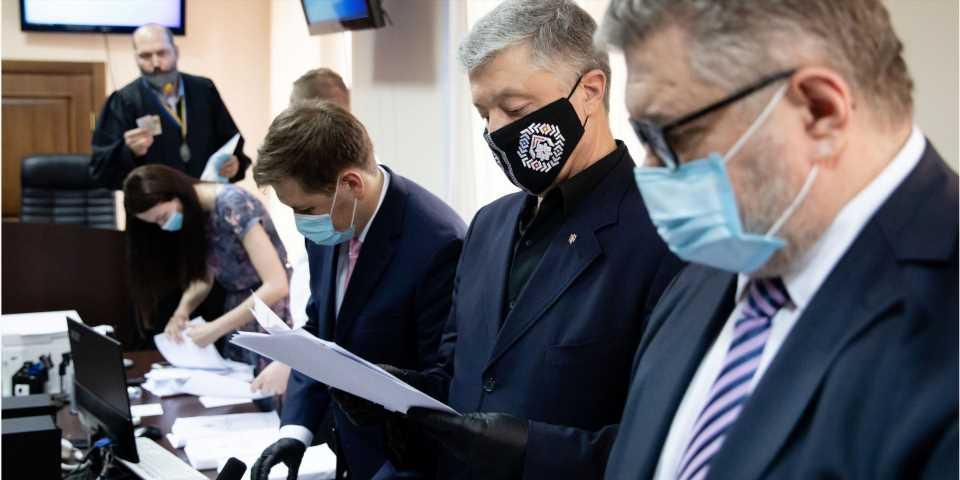 Венедиктова сфальсифицировала постановление овручении подозрения— адвокат Порошенко