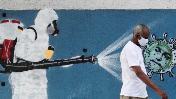 909 смертей засутки. Бразилия поднялась навторое место поколичеству смертей откоронавируса