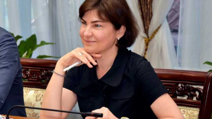 Венедиктова заявила одавлении состороны Порошенко иего партии