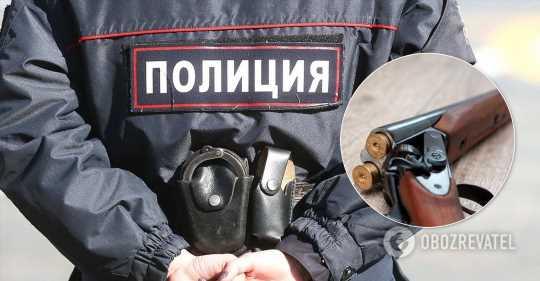 В Москве пьяный мужчина устроил стрельбу по прохожим