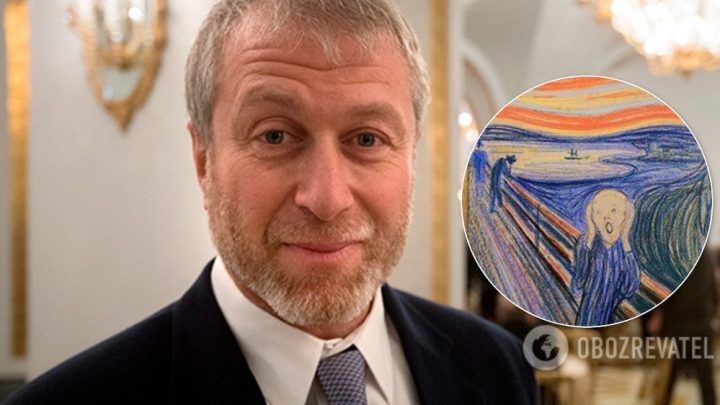 Российский олигарх купил известную картину »Крик» за круглую сумму