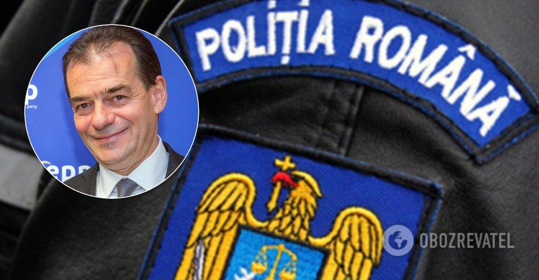 Премьера Румынии оштрафовали за показательное нарушение карантина