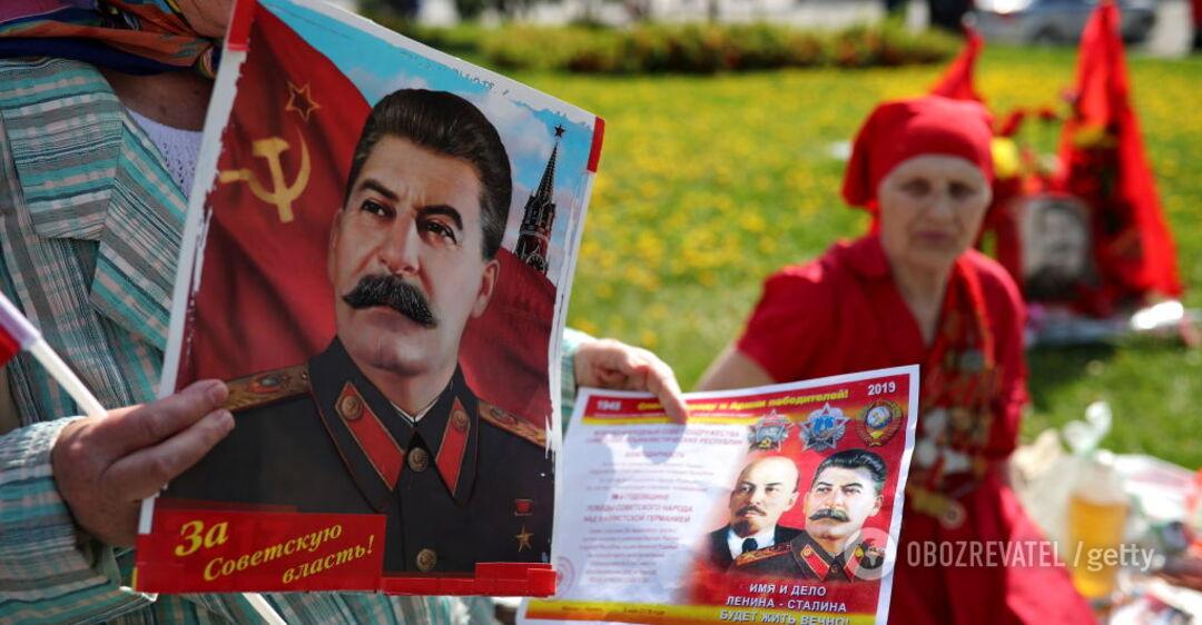 День Победы в РФ стал триумфом Сталина — российский оппозиционер