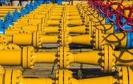 Украина рекордно нарастила импорт газа из ЕС