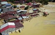 В Индонезии жертвами паводков и оползней стали 36 человек