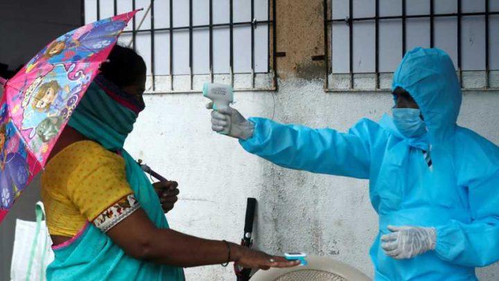 Вышла натретье место. Индия обогнала Россию почислу зараженных коронавирусом