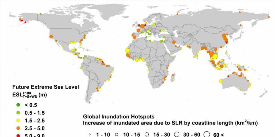 Ковчег непоможет. Ученые объяснили, кчему приведет глобальное наводнение вконце XXI века
