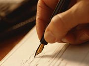 Разумков подписал закон о госгарантиях на портфельной основе