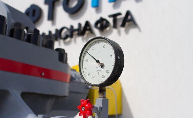 Украина нарастила объемы транспортировки нефти