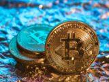 Цена биткоина подобралась к максимуму 2020 года