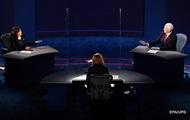 На дебатах кандидатов в вице-президенты США победила Харрис — опрос