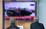 Эксперт оценил возможности новой ракеты КНДР