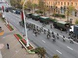 Протесты в Беларуси: в Минск стягивают войска
