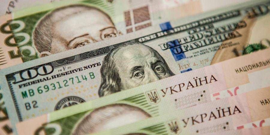 Курс валют НБУ. Гривня укрепляется
