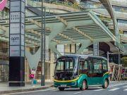 Роботизированные автобусы скоро поедут по китайским городам