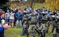 Протесты в Беларуси. Более сотни задержанных