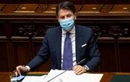 Италия введет новые ограничительные меры в связи с пандемией