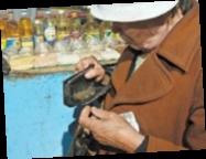 Средний размер пенсий украинцев за квартал вырос на 17 гривен