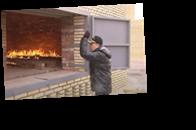 Президент Туркменистана сжег наркотики в печи