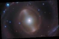 Hubble сделал снимок яркой спиральной галактики