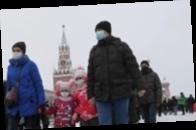 В России минимум заражений COVID-19 за полтора месяца