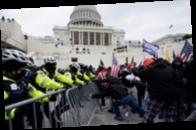 Силовики сообщили о задержанных в ходе протестов в Вашингтоне