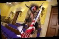В США задержали штурмовавшего Конгресс  викинга