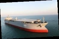 Иран представил крупнейший в своих ВМС корабль