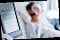 В Британии более 1,5 тысячи COVID-смертей за день