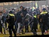 В Амстердаме водометом разогнали протестующих