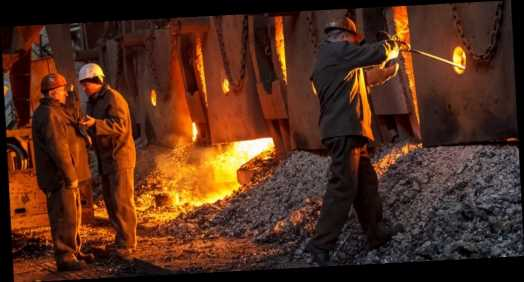 Итоги года. ВУкраине сократилась выплавка стали, новыросло производство чугуна ипроката— инфографика