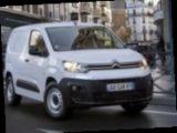 Citroen выводит на рынок электрический фургон e-Berlingo