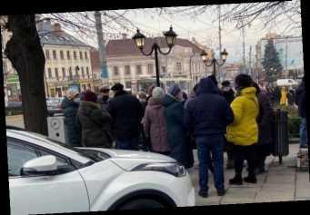 Украинцы протестуют из-за роста тарифов на газ. Теперь – в Черновцах