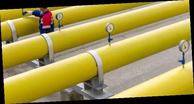 Газпром резко снизил транзит газа через Украину
