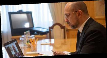 Украина имеждународные организации финализируют меморандум осоздании фондового рынка— Шмыгаль