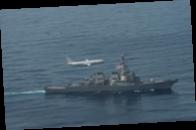 Американские эсминцы покинули Черное море