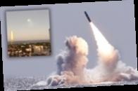 Ядерная ракета Trident пролетела над Флоридой