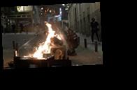 На акциях протеста в Испании задержали около 50 человек