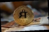 Стоимость биткоина превысила $57 тысяч