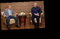 В Сочи Лукашенко записывал слова Путина