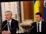 Генсек НАТО провел  хороший разговор  с Зеленским