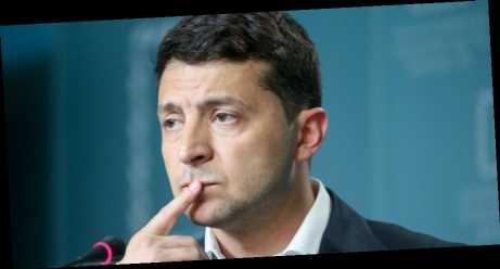 Зеленский из-за тупика сВитренко ветировал закон овозобновлении конкурсов нагосдолжности