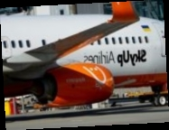 SkyUp запускает рейсы из Украины в Италию