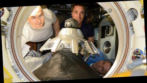 Россиянам на МКС опять отключили кислород