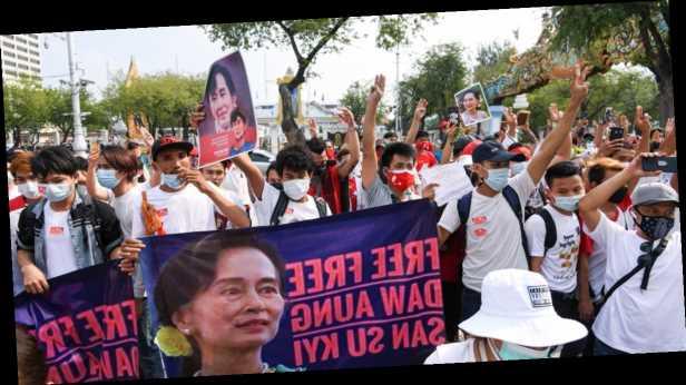 Переворот в Мьянме: лидеру страны выдвинули обвинение в стихийных бедствиях