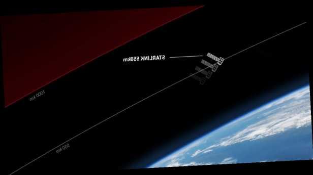 """Когда в Украине заработает """"космический"""" интернет от Илона Маска?"""