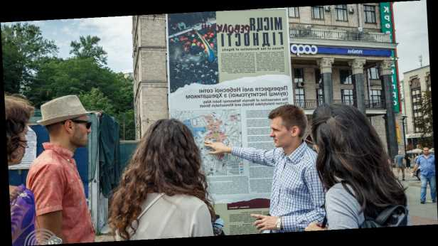 Зеленский сообщил о начале работ по созданию Музея Революции Достоинства