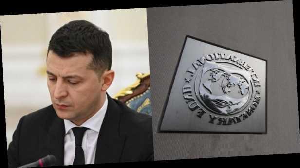 Украина получит транш МВФ, но есть разногласия — Зеленский
